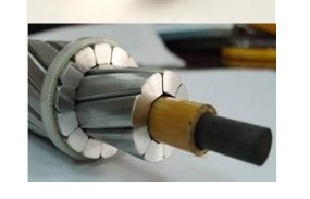 ACCC Transmission Line Conductor , High Temperature Low Sag Conductors Light Weight