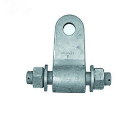 China Clevis Transmission Line Hardware Fittings , Clevis Hardware For Overhead Line Tower supplier