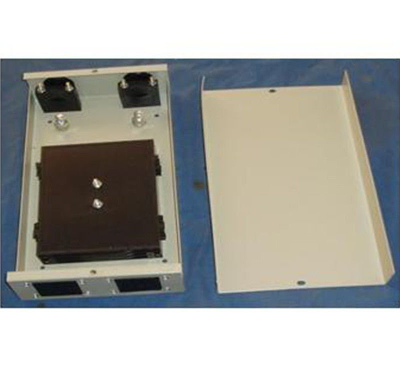 Outdoor / Indoor Fiber Optic Termination Box For OPGW With Full Accessories Structure