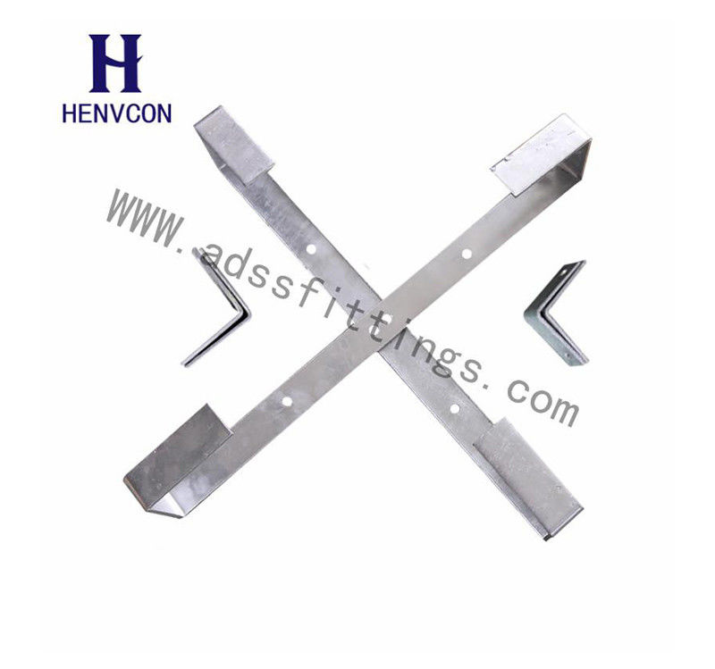 Anti - Water OPGW Hardware Fittings Reserved Optical Fiber Cable Storage Assembly
