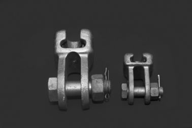 Type WS Socket Clevis Corrosion Resistance Materials Rated Failure Load 70 - 530kN