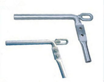 Aluminum - Clad ACSR Transmission Line Clamps For Overhead Power Line